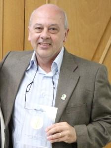 Dante de Rose Júnior foi escolhido como egresso homenageado da Graduação por meio de votação entre alunos e ex-alunos.
